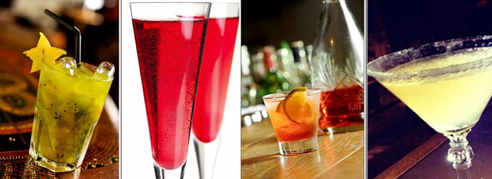 Receitas de Drinks Especiais