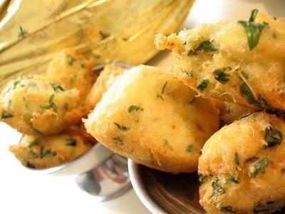 Bolinho de Bacalhau3 - Receita deliciosa de Bolinhos de Bacalhau