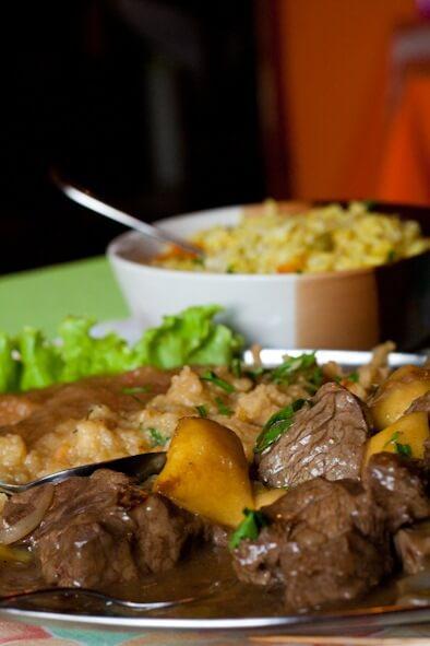 The Old Dutch - Onde comer em Holambra