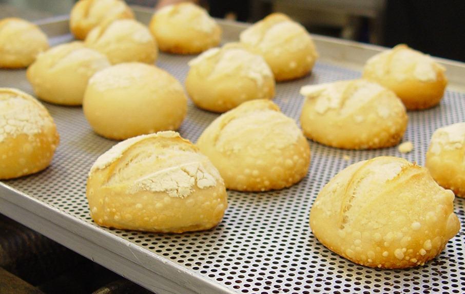 Pão Francês de Padaria - Como fazer pão francês de padaria