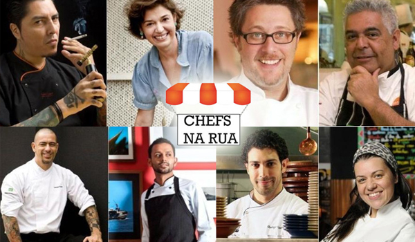 35 - Chefs na Rua