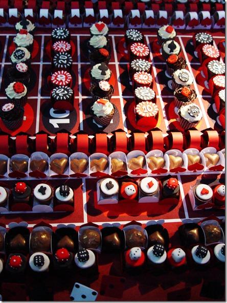 Callie Chocolats211 - Ideias para Festa - Cassino
