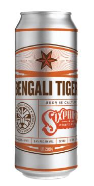 Bengali Tiger - Cerveja Sixpoint chega ao Brasil