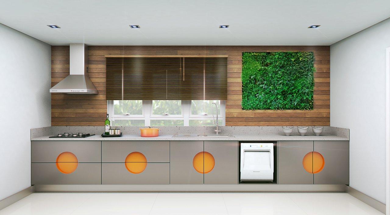 Daniela Colnaghi - Quer ganhar uma cozinha nova da Brastemp, com produtos da linha Built In?