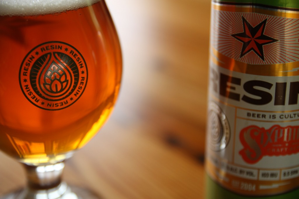 RESIN COPO 1024x682 - Cerveja Sixpoint chega ao Brasil