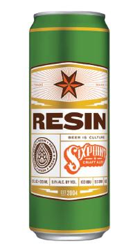 Resin - Cerveja Sixpoint chega ao Brasil