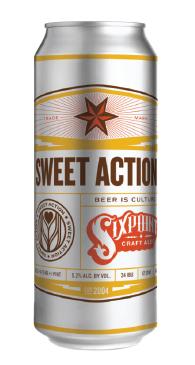 Sweet Action - Cerveja Sixpoint chega ao Brasil