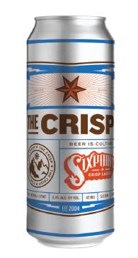 The Crisp - Cerveja Sixpoint chega ao Brasil