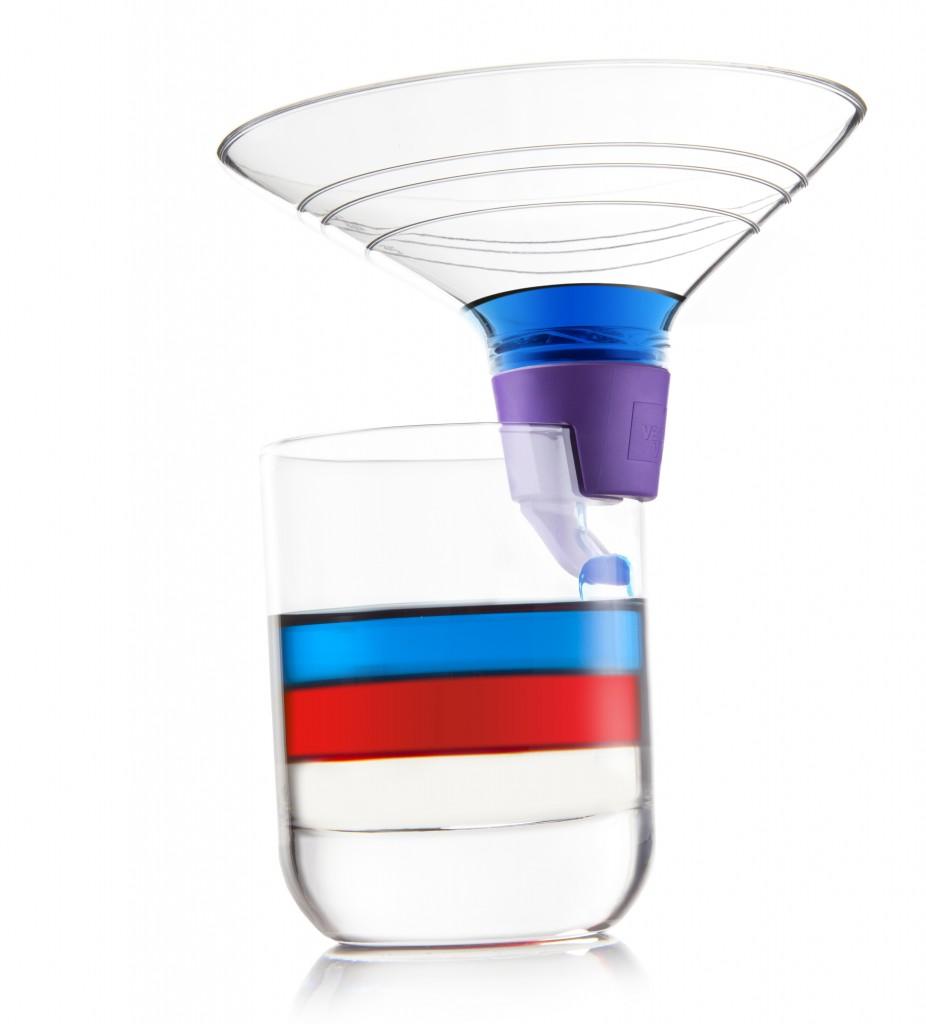 21110 vacu vin 926x1024 - Funil para coquetéis e drinks em camadas