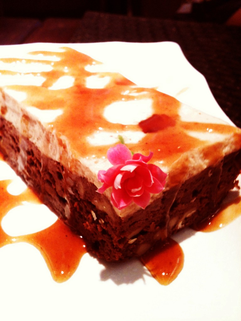 Brownie de chocolate  768x1024 - Namga cozinha tailandesa