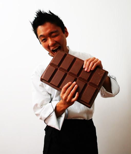 Cesar Yukio - A Delicadeza e Suavidade da Confeitaria Japonesa