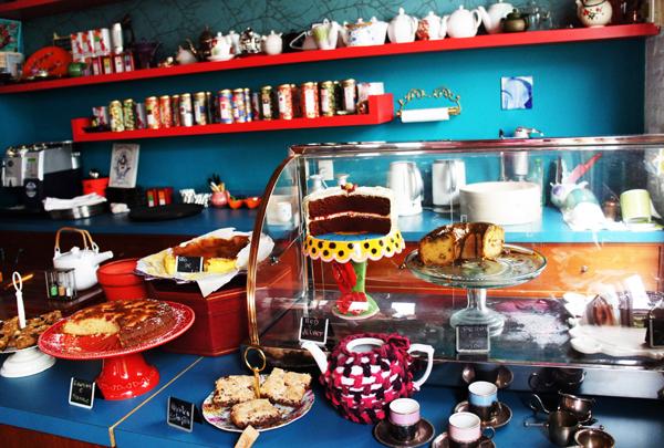 O Cha Home - Ó Chá Bistrô na Vila Madalena