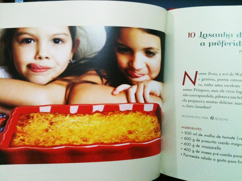 O livro da Lasanha meninas 1024x768 - O livro da Lasanha