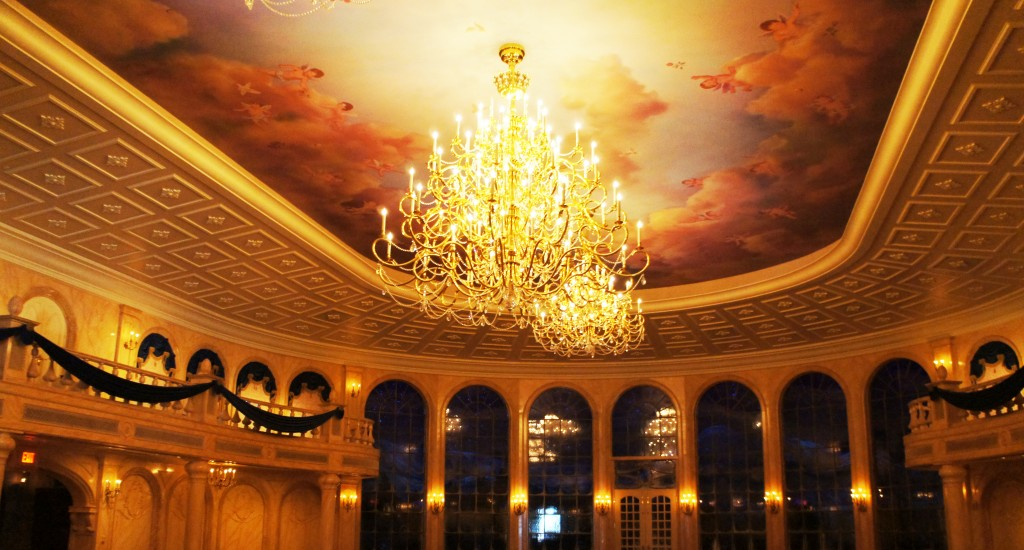 Be Our Guest Ballroom 1 1024x550 - Be Our Guest restaurante Disney