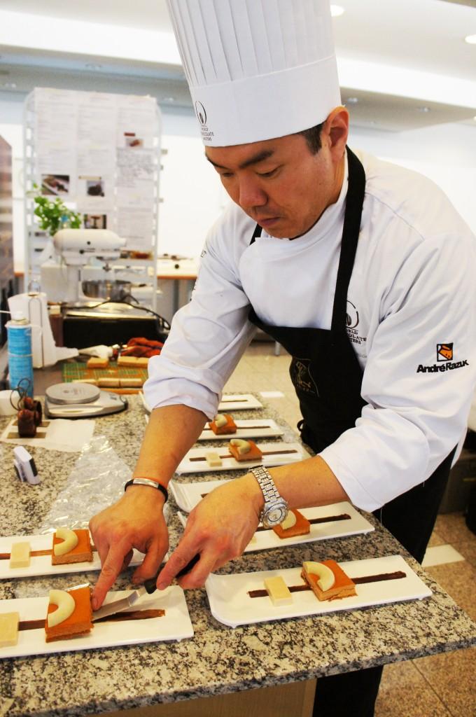 Chefs precisam montar um para cada jurado e um para fotografia 680x1024 - World Chocolate Masters Barry Callebaut