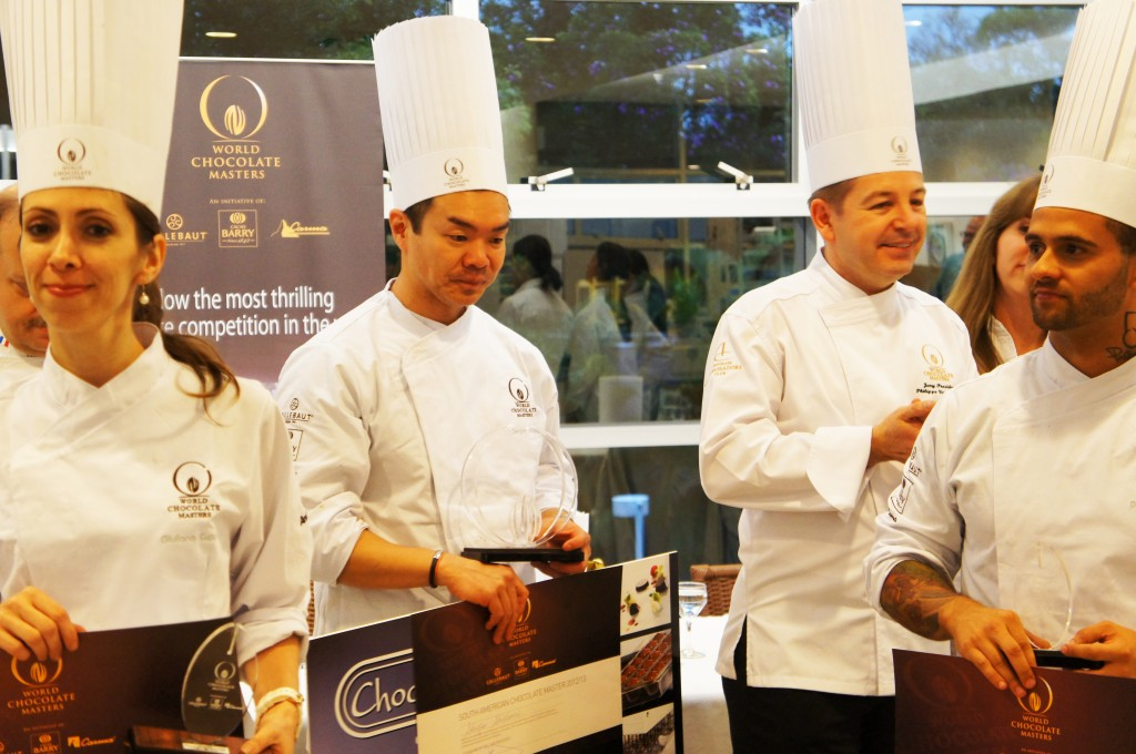 Chefs premiados 1024x680 - World Chocolate Masters Barry Callebaut
