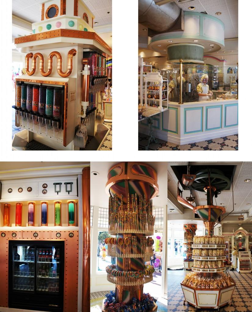 Confectionary montagem 826x1024 - A mágica Confectionery do Magic Kingdom
