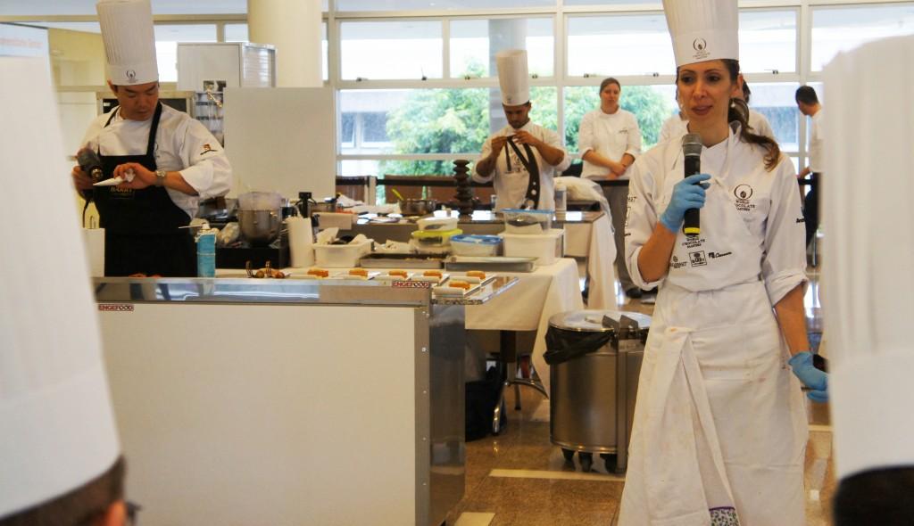 Giuliana Cupini apresentação 1024x590 - World Chocolate Masters Barry Callebaut