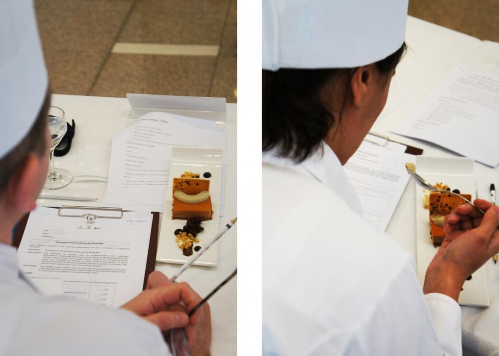 Juri avalia 1024x732 - World Chocolate Masters Barry Callebaut