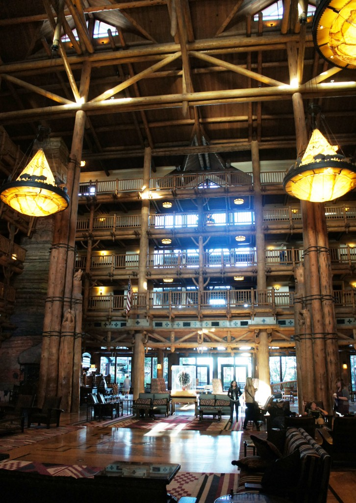 Wilderness Lodge Resort1 726x1024 - Artist Point restaurante Disney