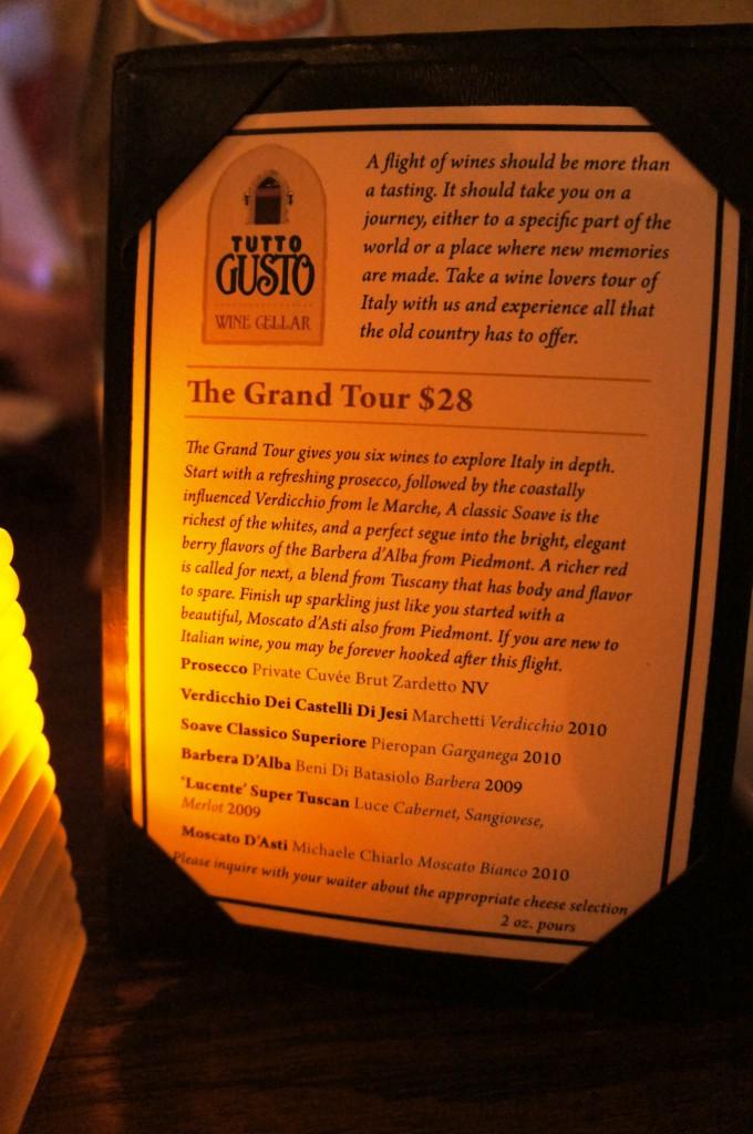 The Grand Tour1 680x1024 - Tutto Gusto degustação de vinhos italianos na Disney