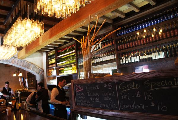 Tutto Gusto Home - Tutto Gusto degustação de vinhos italianos na Disney