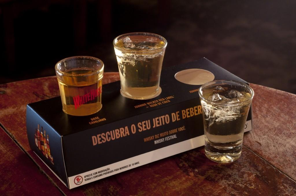 Régua de degustação Whisky Festival pq2 cred  Rodrigo Erib 1024x680 - Drinks com Whisky