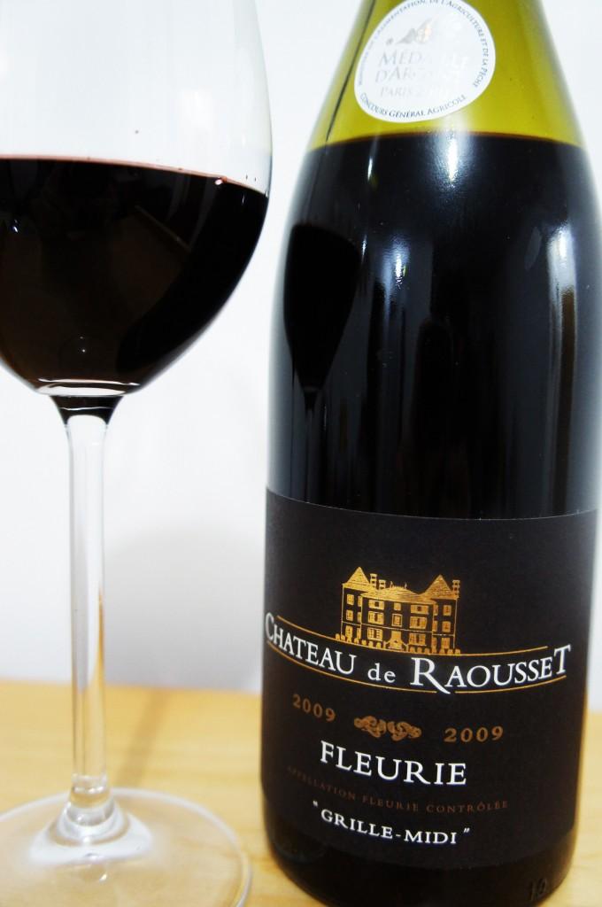Château de Raousset Fleurie 2009 680x1024 - Epicerie, um lugar para quem curte vinho