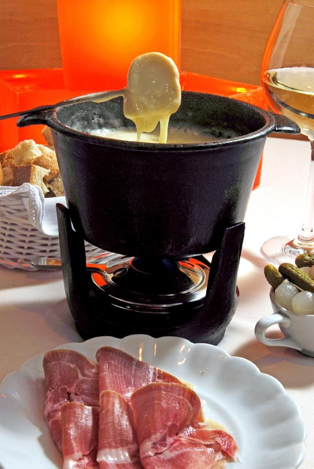 Fondue de Queijo All Seasons1 - Fondue de queijo com funghi porcini