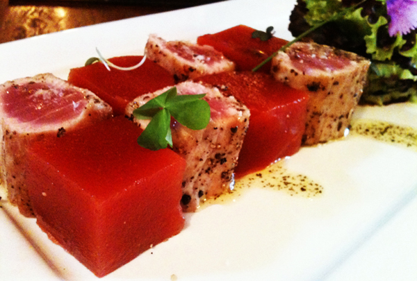 Xadrez atum e gelatina de blood mary Home - Atum Grelhado do Miya