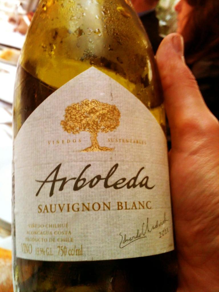 Arboleda Sauvignon Blanc 768x1024 - Arboleda vinhos chilenos