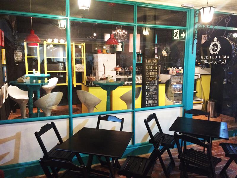 Murillo Lima Patisserie e Cafe_loja