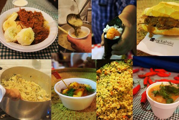 Salgados1 - Arraial Gastronômico do Projeto Buscapé