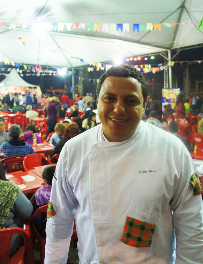 bx Eudes - Arraial Gastronômico do Projeto Buscapé