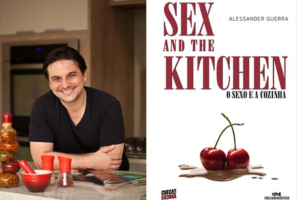 Ale Livro Home - Sex and the Kitchen o prefácio
