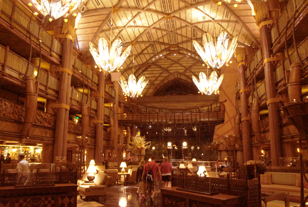 Animal Kingdom Lodge Home - Jiko restaurante Disney