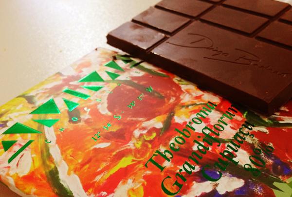 Theobroma Grandiflorum AMMA - AMMA Chocolate Theobroma Grandiflorum