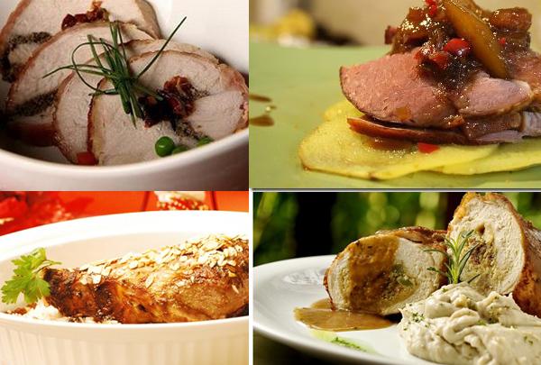Carnes Natal Home - Receitas de Carnes para o Natal