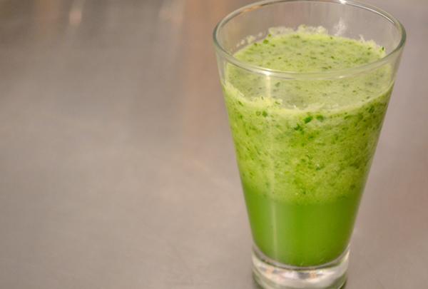 Suco Verde Detox - Suco Verde Detox