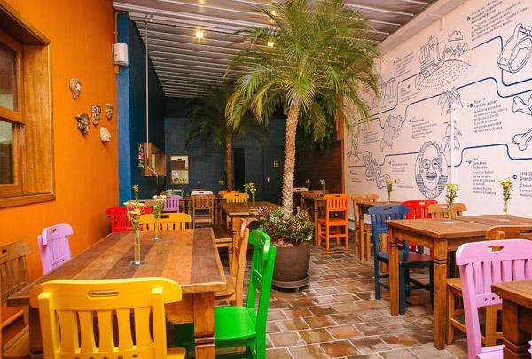 Guanahani 2 crédito Renato Rocha - Guanahaní bar e restaurante colombiano