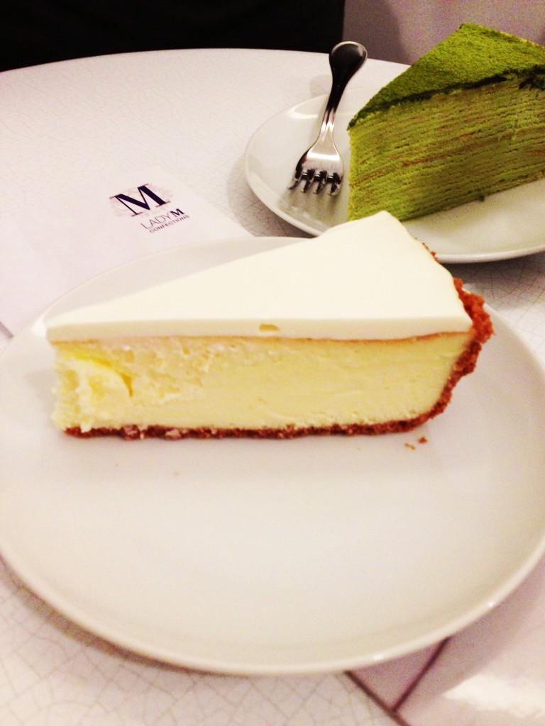Lady M 768x1024 - A História e Onde Comer Cheesecake em NY
