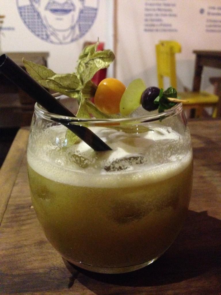 Tiki andino 768x1024 - Guanahaní bar e restaurante colombiano