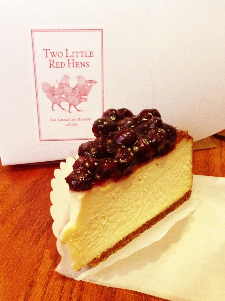 Two Little Red Hens 767x1024 - A História e Onde Comer Cheesecake em NY