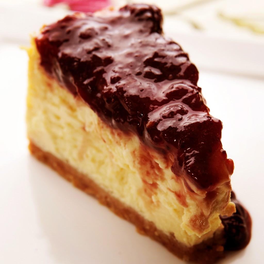cheesecake Lucas Corazza 1024x1024 - A História e Onde Comer Cheesecake em NY
