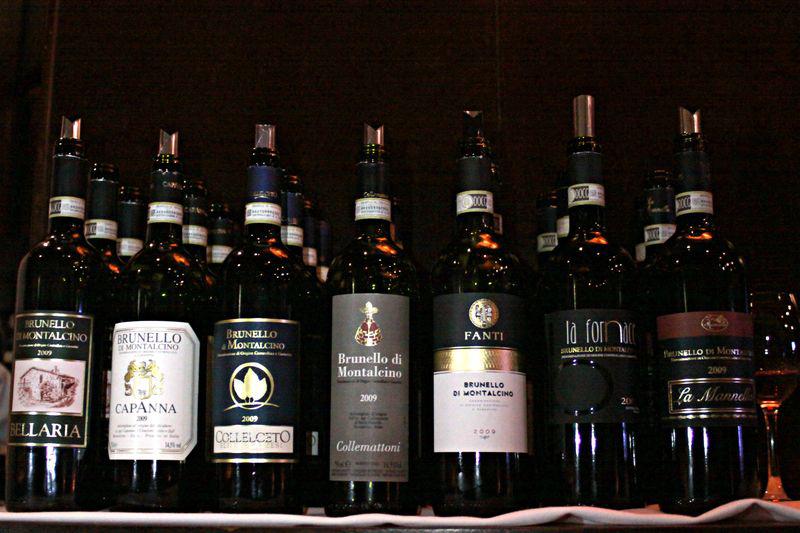 Brunello di Montalcino degustaçao Alessander Guerra Cuecas na Cozinha foto Jane Prado1 2 - Degustação de Brunello di Montalcino