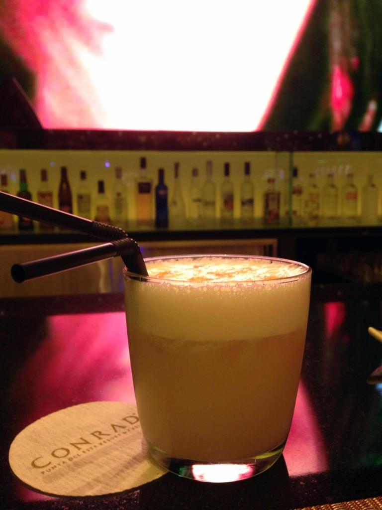 Blend Bar Pisco Sour 768x1024 - Dicas do Conrad Punta del Este