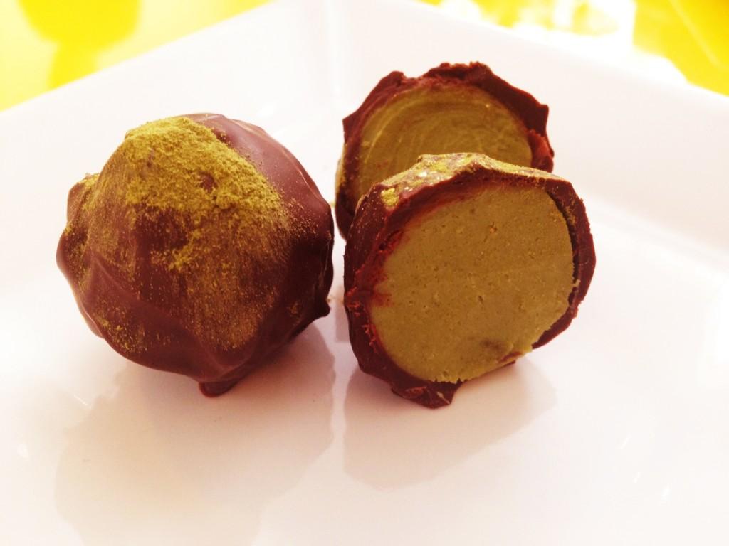 Trufa de Matchá orgânico 1024x768 - Chocolatria Escola e Loja de Chocolates
