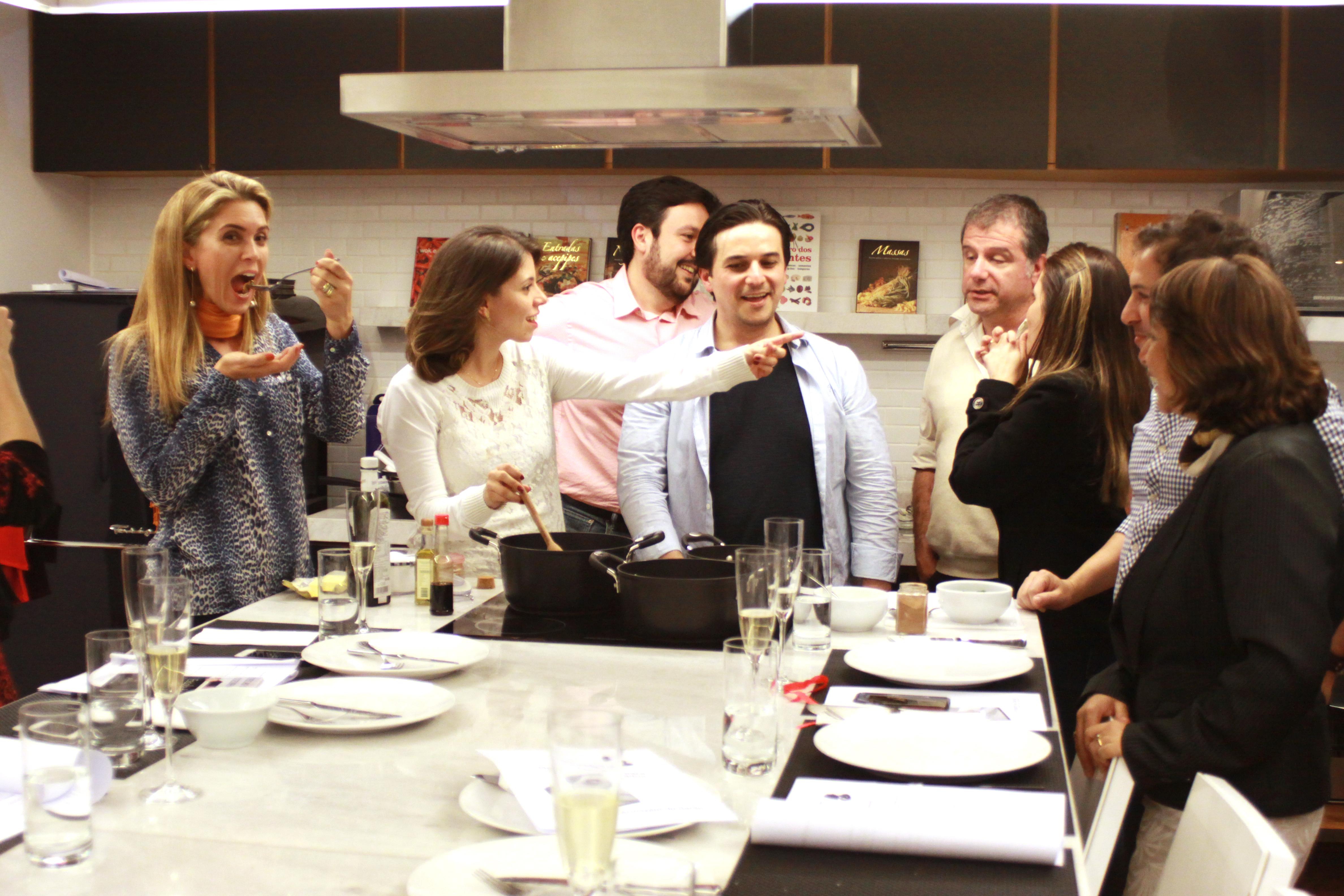 Aula Menu com Sessao de Autografos_Armazem do Barao