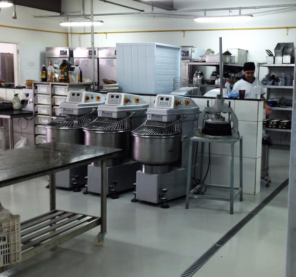 Levain Produção de Pães 1024x958 - Levain Escola de Panificação e Confeitaria