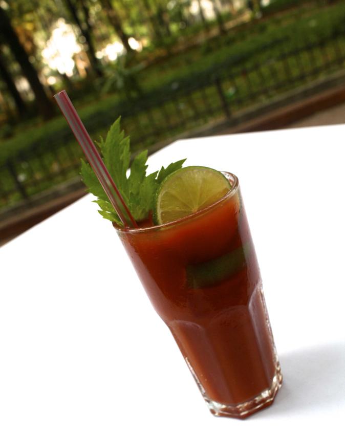 Bloody Mary b - Receita de Bloody Mary por Kascão Oliveira